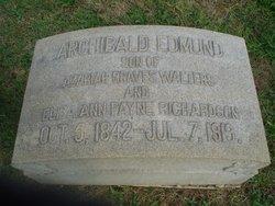 Archibald Edmund Walters