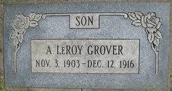 Arthur LeRoy Grover