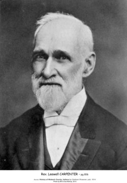Rev Leewell Lee Carpenter