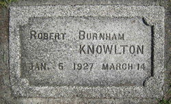 Robert Burnham Knowlton
