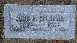 John McGeorge Bechman