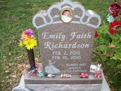 Emily Faith Richardson