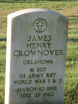 James Henry Crownover