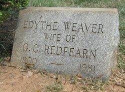 Edythe Mae <I>Weaver</I> Redfearn