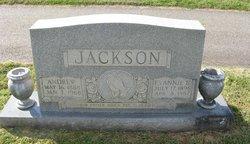 Andrew D Jackson