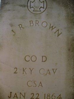 J R Brown