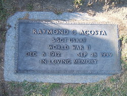 Raymond Gilbert Acosta