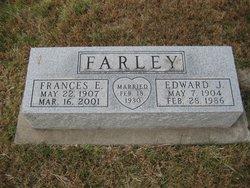 Frances Elizabeth <I>Hervey</I> Farley