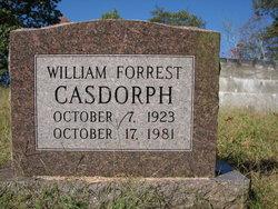 William Forrest Casdorph