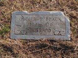 Oliver P Black