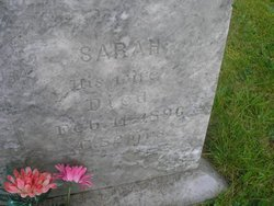 Sarah Hall <I>Cummings</I> Farnsworth