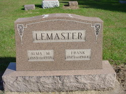 Alma M Lemaster
