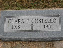Clara E. Costello