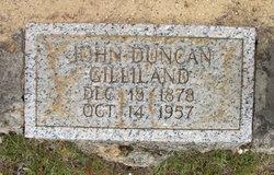 John Duncan Gilliland