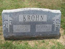 Katherine Lillian <I>VanNess</I> Krohn