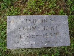 Marion S Schwyhart
