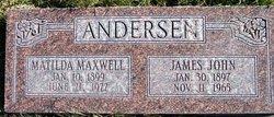 James John Andersen