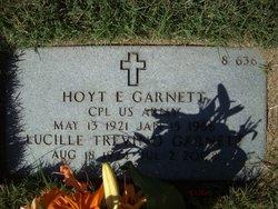 Hoyt E. Garnett