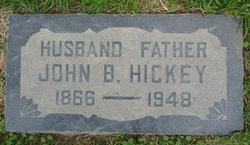 John B. Hickey