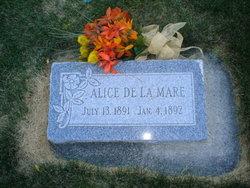 Alice De La Mare