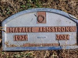 Maralee <I>Craig</I> Armstrong
