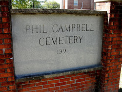 Phil Campbell Cemetery