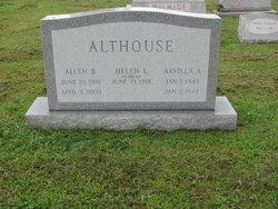 Allen Bertolet Althouse