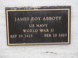 James Roy Abbott