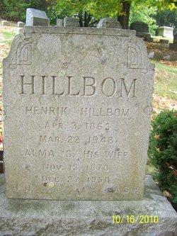 Henrik Hillbom