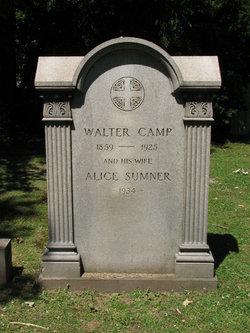 Alice <I>Sumner</I> Camp