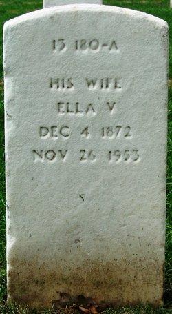 Ella Viola <I>Peterson</I> Baily