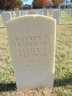 SSGT Lester J Datthyn
