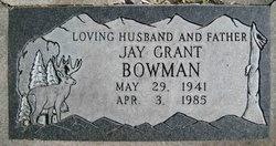 Jay Grant Bowman