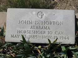 John David Horton