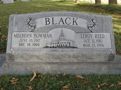 Melbern <I>Bowman</I> Black