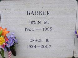 Grace <I>Bales</I> Barker