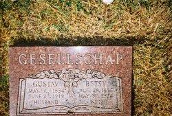 """Betty """"Betsy"""" <I>Benke</I> Gesellschap"""