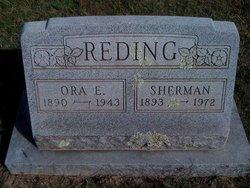 Ora E. <I>Dryer</I> Reding