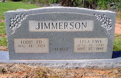 Lela Faye Jimmerson