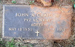 John A. Craig, Jr
