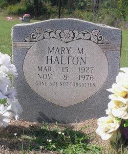 Mary M. Halton