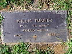 Willie Turner