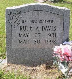Ruth A. Davis