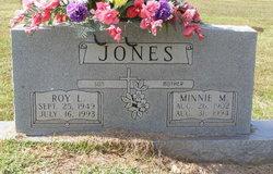 Minnie M. Jones