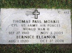 Thomas Paul Morris
