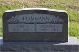 Johanna Catherina <I>Strenge</I> Brammann