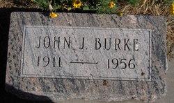 John J Burke
