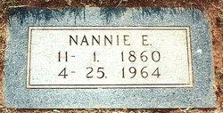 "Nancy Ellen ""Nannie"" <I>Watson</I> Fullingim"
