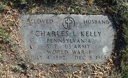 Sgt Charles L Kelly