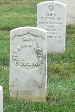 Abraham Bowen